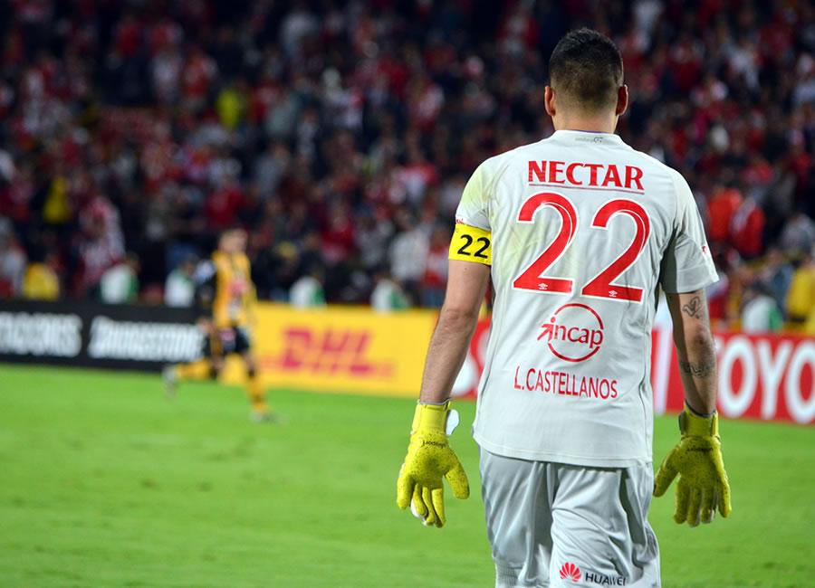 Santa Fe se despide de la Libertadores y esto fue lo que nadie vio