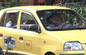 Taxista agrede a pasajero por cerrar fuerte la puerta