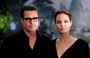Brad Pitt publicaría un libro de su polémico divorcio de Angelina Jolie