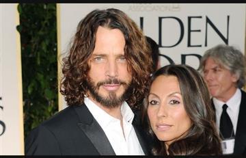 Chris Cornell: Esta es la carta de despedida de su esposa Vicky