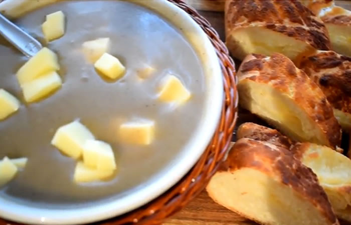 ¿Cómo preparar Mazamorra o sopa dulce?