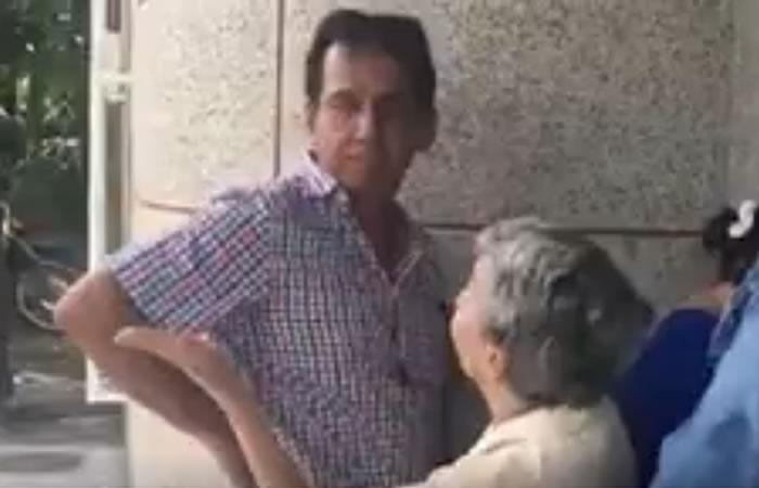 Falleció la mamá del personero de Puerto Berrío, agredida por el funcionario