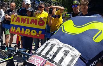 Giro de Italia: Nairo y los colombianos van así tras etapa 18