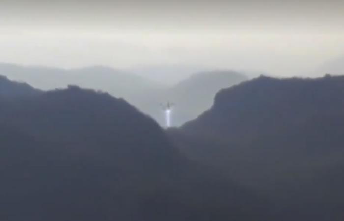 Guatemala: Videos virales de OVNI sobre Tikal provocan controversia