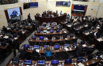 Mocoa: La lista de senadores que dijeron 'No' a la donación