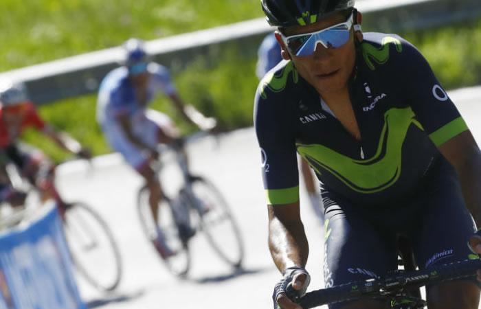 Nairo Quintana revela la estrategia de mañana en el Giro de Italia