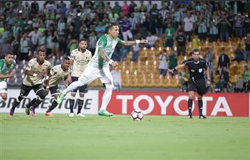 Atlético Nacional venció, pero no le alcanzó para clasificar a la Sudamericana