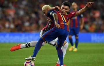 Barcelona vs. Alavés: Daniel Torres por su primer título europeo