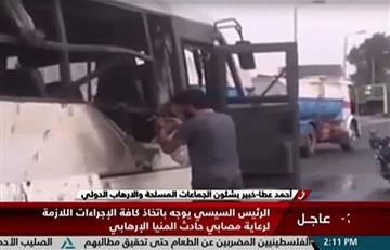 Egipto: Estado Islámico asesina 26 cristianos coptos