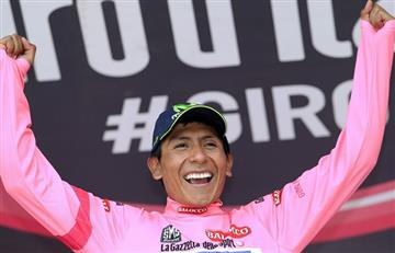 Giro de Italia: Nairo Quintana nuevo líder del Giro de Italia
