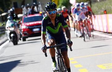 Nairo Quintana responde a críticas de Dumoulin