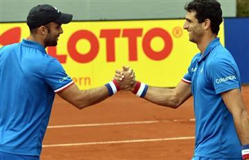 Robert Farah y Juan Sebastián Cabal a la gran final del ATP 250