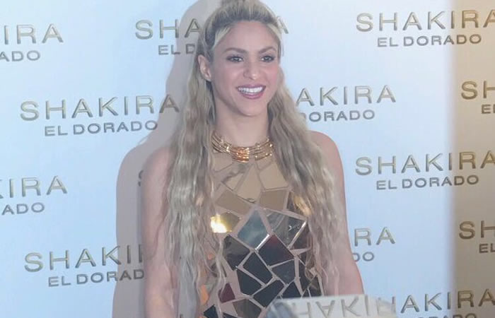 Shakira sorprendió con su álbum 'El Dorado'