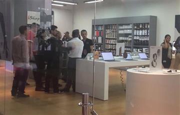 Asalto en centro comercial Santafé es investigado