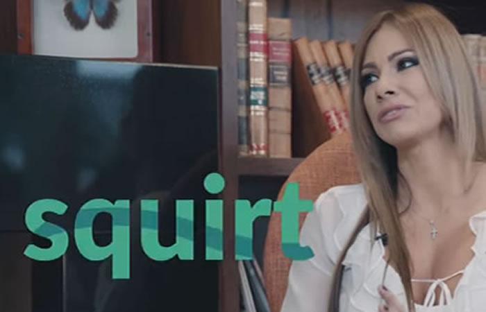YouTube: Esperanza Gómez da la clave para tener un squirt