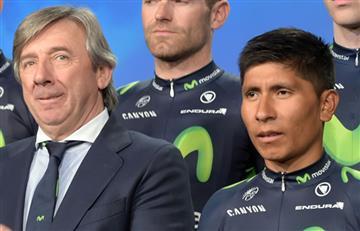 "Giro de Italia: ""Dumoulin deberá ganar mañana el Giro"" Unzúe"