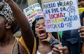 Gobierno confirma preacuerdo con promotores del paro cívico del Chocó