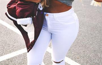 Pantalones blancos: Cinco reglas antes de usarlos