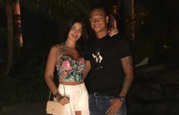 Fredy Guarín y su esposa pasan por una nueva crisis