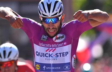 Gaviria, campeón de la clasificación por puntos del Giro de Italia