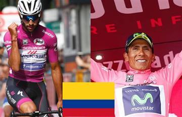 Giro de Italia: Colombia consigue logro nunca antes visto en esta carrera