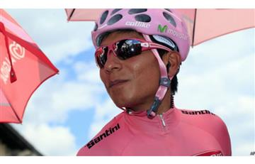 Nairo Quintana corrió 5 contrarrelojes y quedó campeón