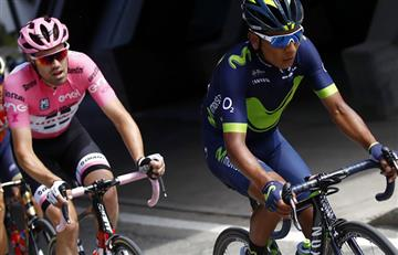 Tom Dumoulin deja la etapa final de Giro en el limbo con estas palabras