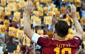 Totti: El fútbol le dice adiós a uno de los más grandes