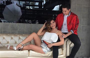 Lina Tejeiro no ocultó su tristeza al extrañar a Andy Rivera