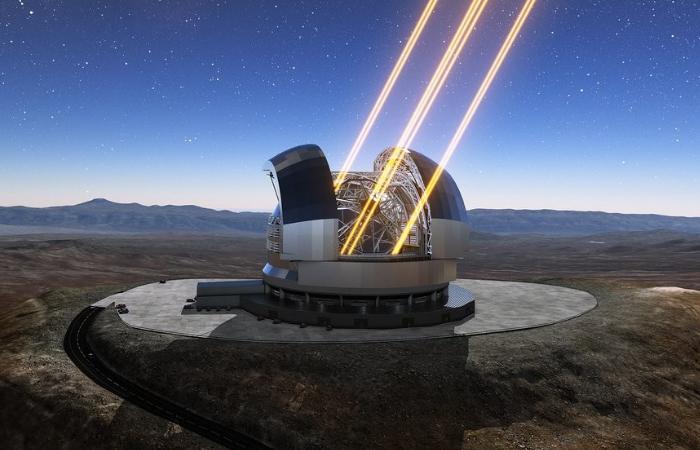 Chile: Inician la construcción del mayor telescopio del mundo