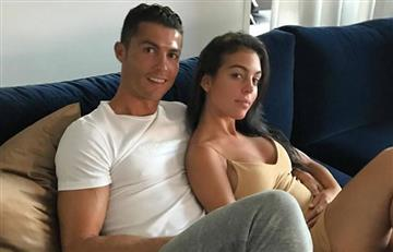 ¿Cristiano Ronaldo espera bebé con Georgina Rodríguez?