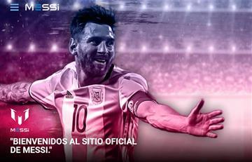 Lionel Messi: Así funciona su nueva app para móviles
