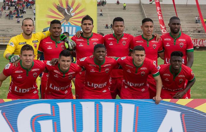 Patriotas quiere salvar el semestre ante Everton en Tunja