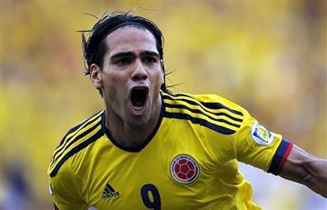 Radamel Falcao García regresa a la selección Colombia