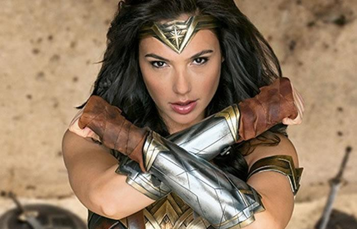 'La Mujer Maravilla' envuelta en un conflicto con el Oriente Medio