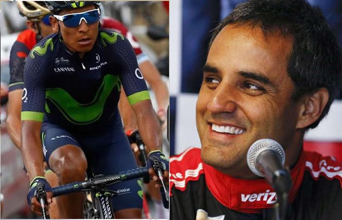 Nairo Quintana ganó en todo el Giro menos que Montoya en una carrera