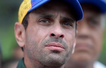 Odebrecht habría financiado a Henrique Capriles