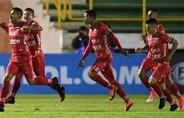 Patriotas venció por penales y pasó a la segunda ronda de la Sudamericana