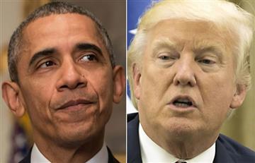 Barack Obama envía contundente mensaje a Trump