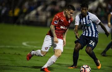 Copa Sudamericana: Independiente venció a Alianza Lima y avanzó