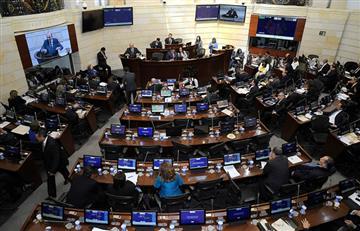 Integrantes de las Farc ingresaron al Congreso burlando la seguridad