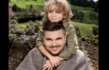Juanes: Su hijo Dante sorprende con gran talento para cantar