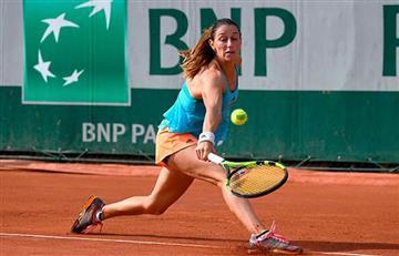 Roland Garros: Mariana Duque pasa por primera vez a tercera ronda