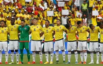 Selección Colombia se mantiene entre las cinco mejores del mundo