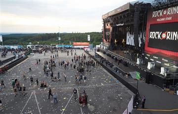 Alemania: Festival de rock evacuado por amenaza terrorista