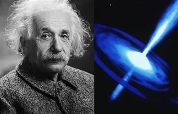 Científicos detectan ondas gravitacionales que predijo Einstein