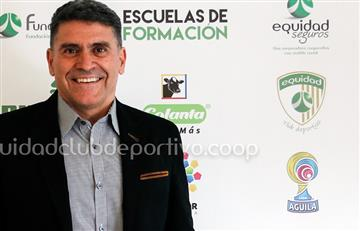 Equidad Seguros contrató a un técnico exmundialista