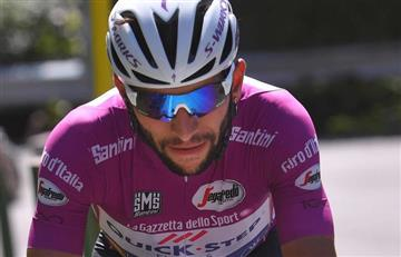 Fernando Gaviria recibió gran regalo por su participación en el Giro de Italia