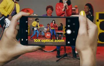 Motorola presenta su Moto Z2 Play: Características y precio