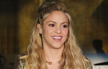 Shakira quedó sorprendida al conocer a su doble perfecta